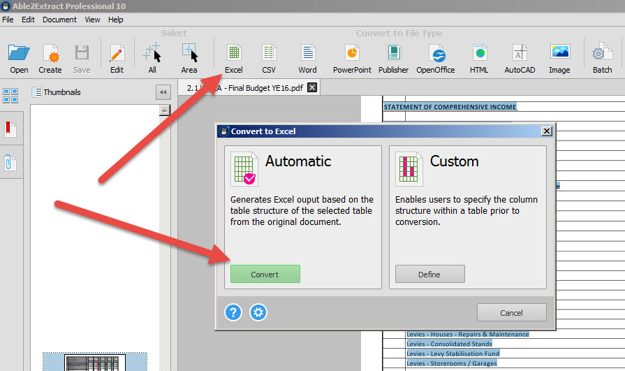 how to get data from pdf to excel auditexcel co za