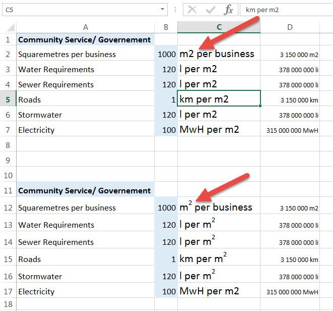 Trend Arrows In Excel Trend Arrows In Excel