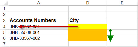 which excel formula to use 1