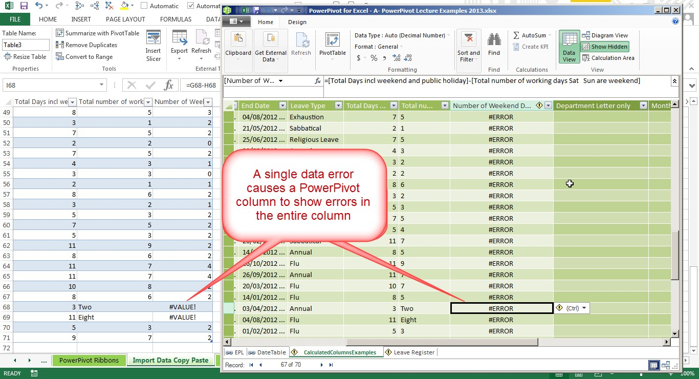 powerpivot-errors