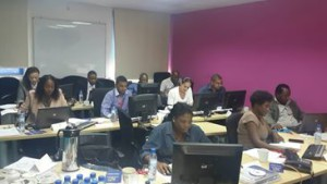 Advanced Excel for Vodacom in Maputo, Mozambique