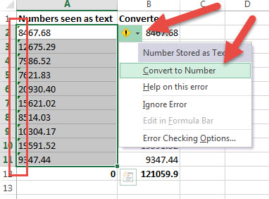 numbers-seen-as-text-in-excel