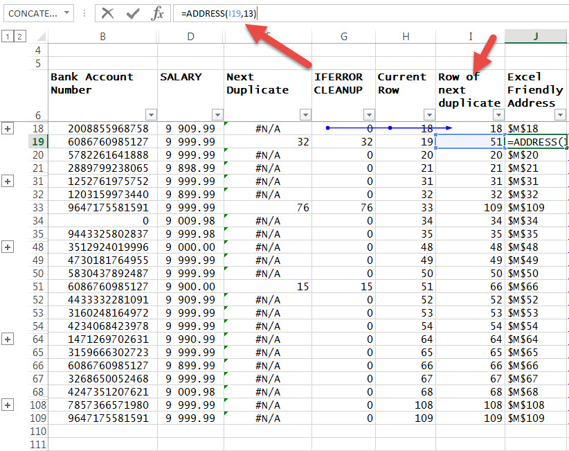 goto-the-next-duplicate-in-excel