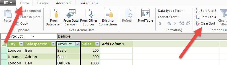 Undo-sort-in-excel