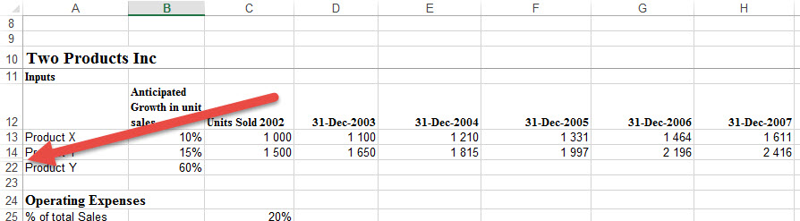 how to get excel to work in degrees