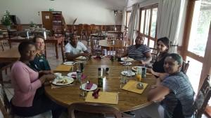 FSP Lunch