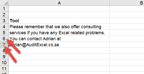 combine text in excel