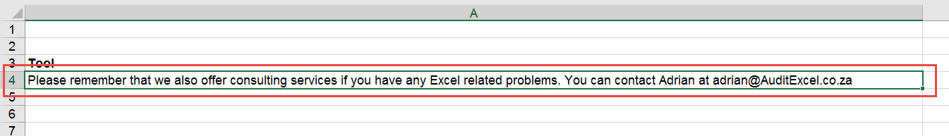 combine text in excel 3