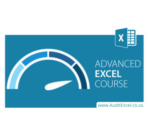 MS Excel Advanced training course