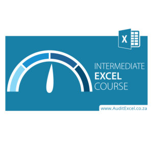 MS Excel Intermediate training course