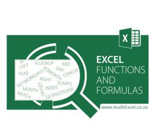 MS Excel Formula Assistance