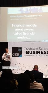 Developing a financial modelling strategy that supports business goals