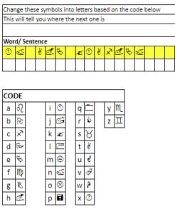 Symbol Code
