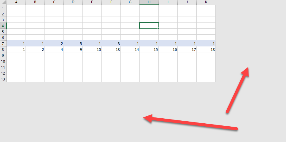 speed up a slow Excel spreadsheet